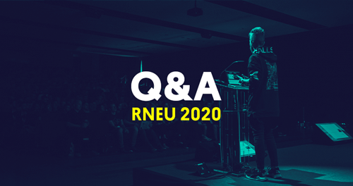 Q&A Sessions from React Native EU 2020
