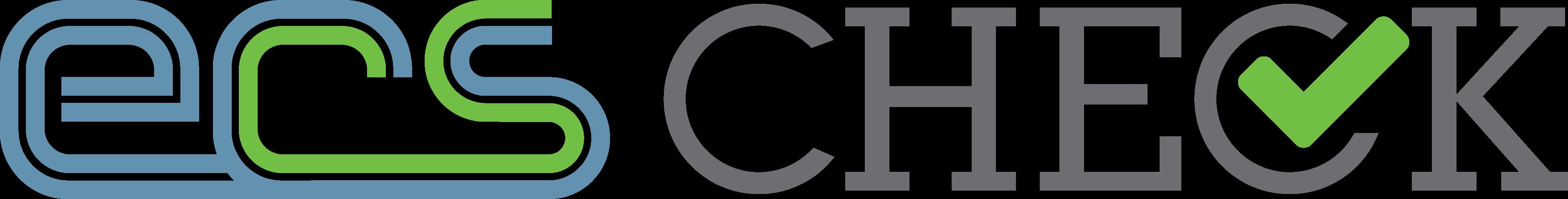 ECS Check Logo