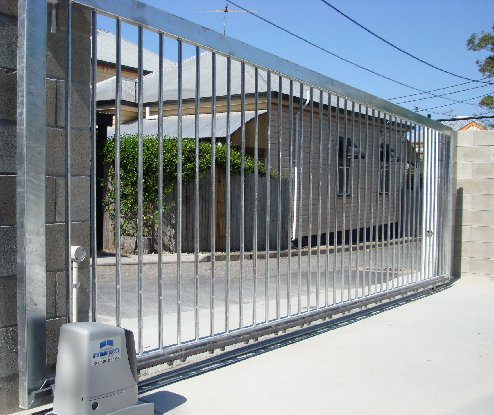 security Electronic Gate Systems