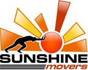Sunshine Movers logo