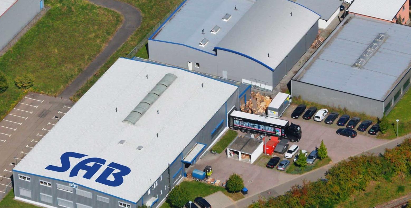 SAB GmbH Steuerungs- und Anlagenbau Fabrik