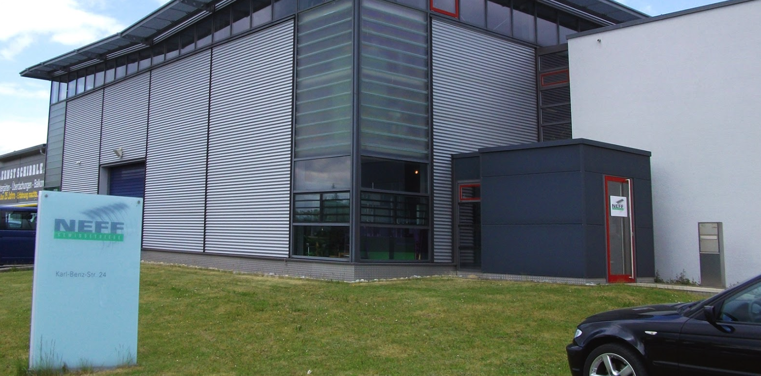 NEFF Gewindetriebe GmbH Unternehmen