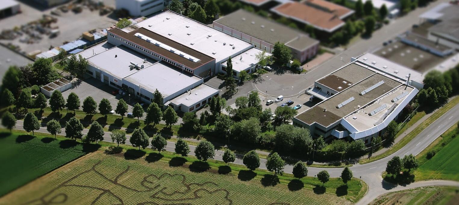 WS Wärmeprozesstechnik GmbH Fabrik