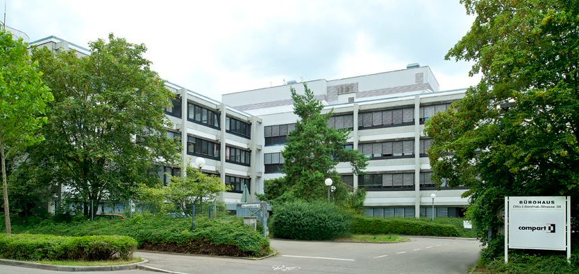 Compart AG Zentrale