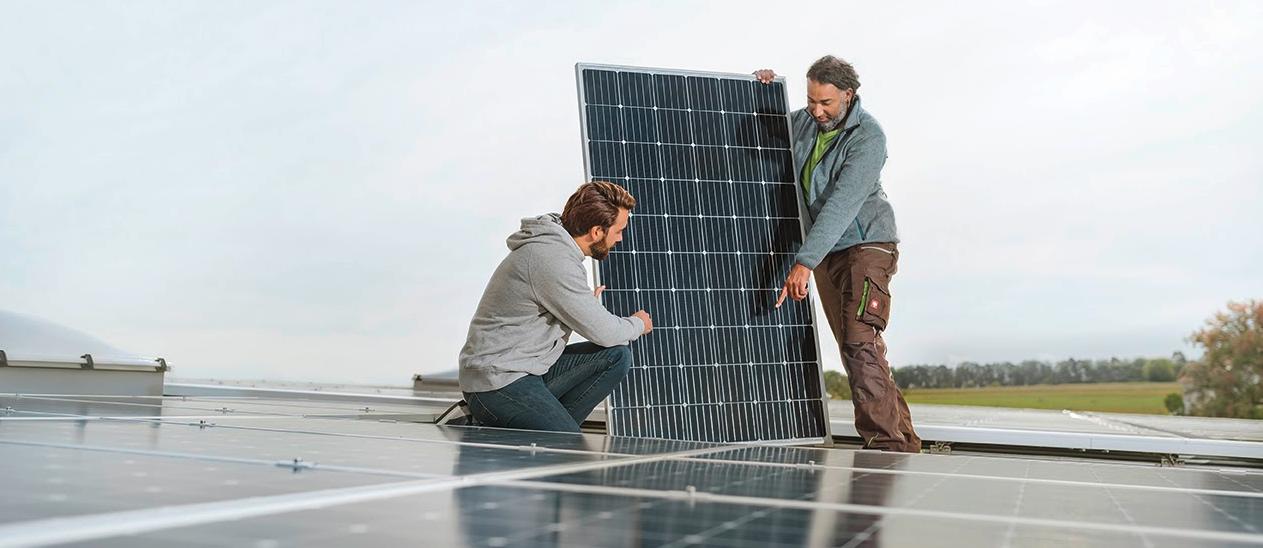 Krannich Solar GmbH & Co. KG Produkte