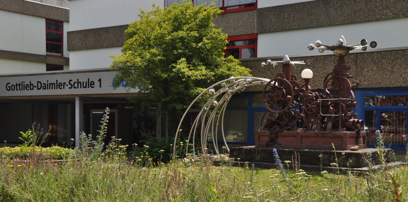 Gottlieb-Daimler-Schule 1 Sindelfingen Böblingen Berufe Ausbildung Jobs