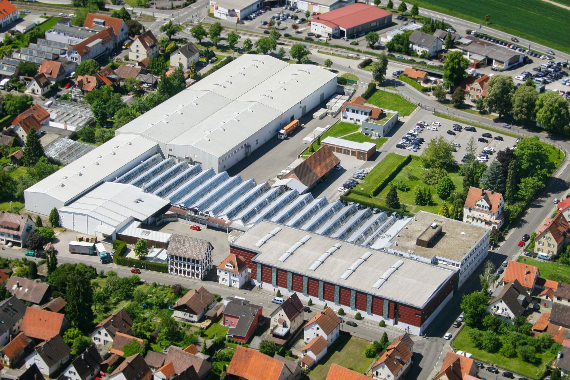 Gottlieb Binder GmbH & Co. KG Fabrik