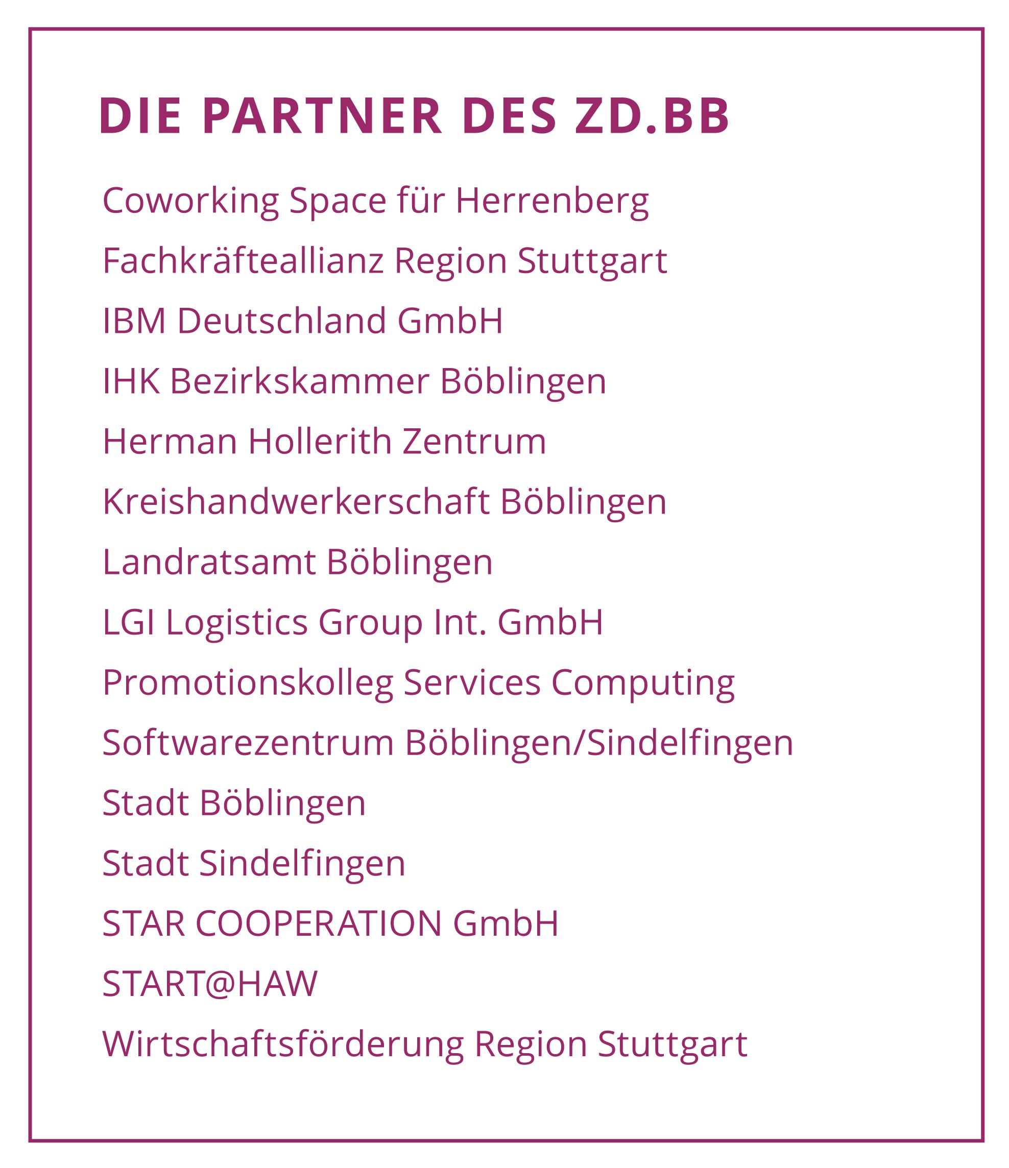 Partner in Böblingen Start-up  jung Unternehmer