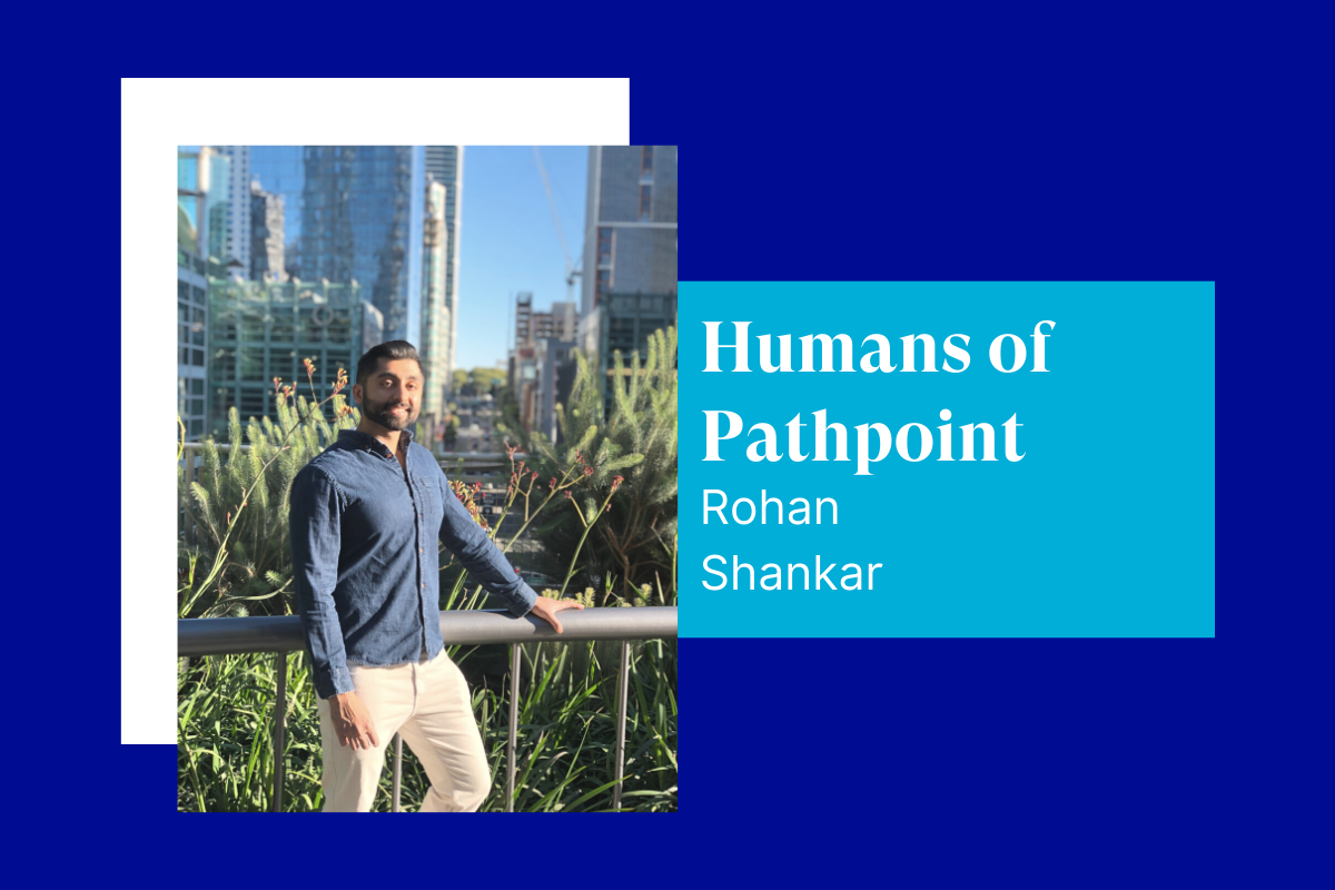 Humans of Pathpoint: Rohan