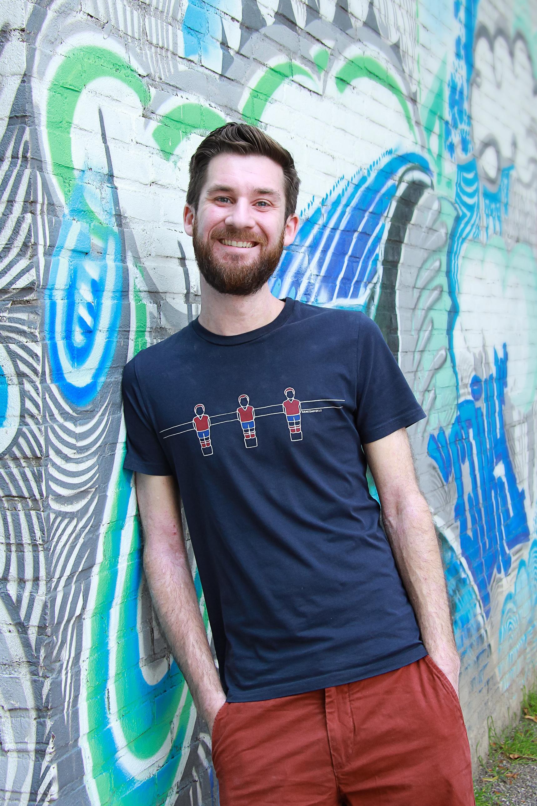 Thomas Eck, DevOps Engineer at gridX