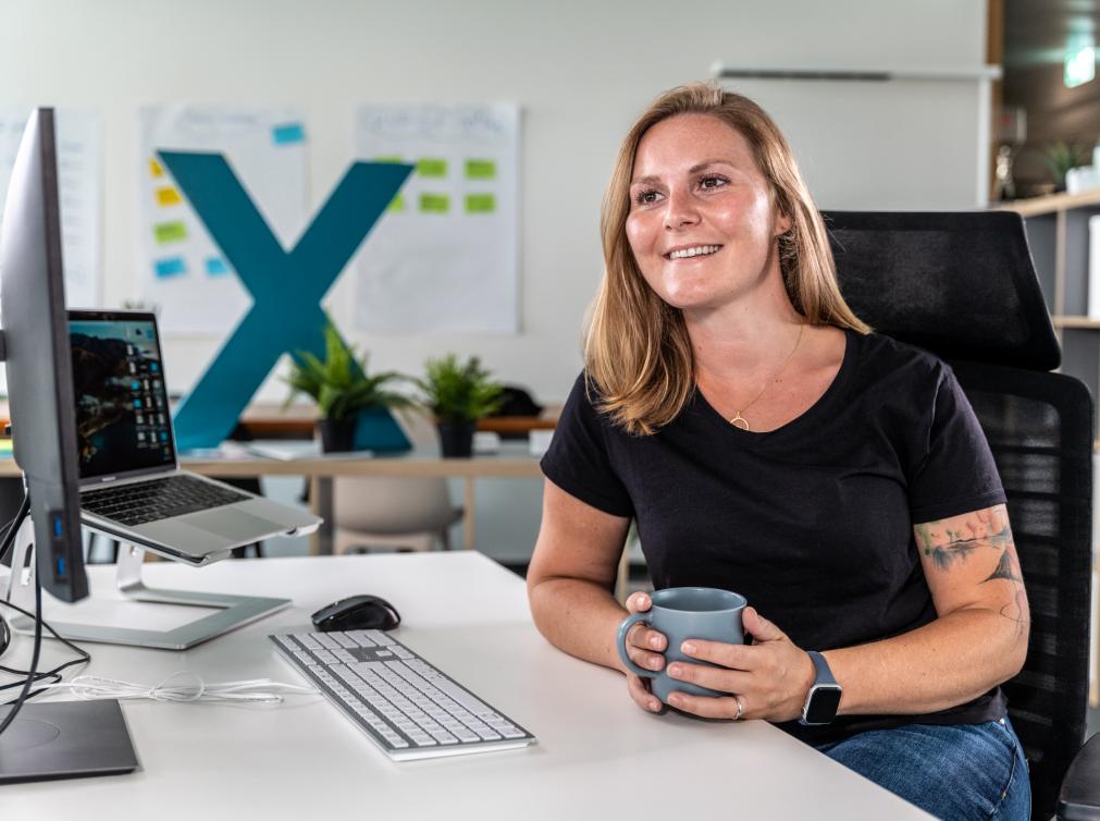 Nanina Executive Assistant gridX