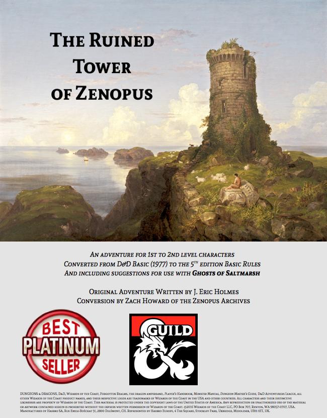 Ruined Tower of Zenopus