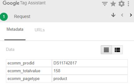 Parametry, které posíla e-shop do Google Ads pro Chytrou kampaň v Nákupech a remarketing.