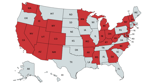 State by State COVID-19 Guidance