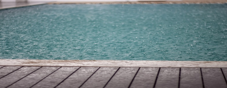Rainwise Pools Melbourne - The Calm Before the Storm - Pool Care Uncategorized