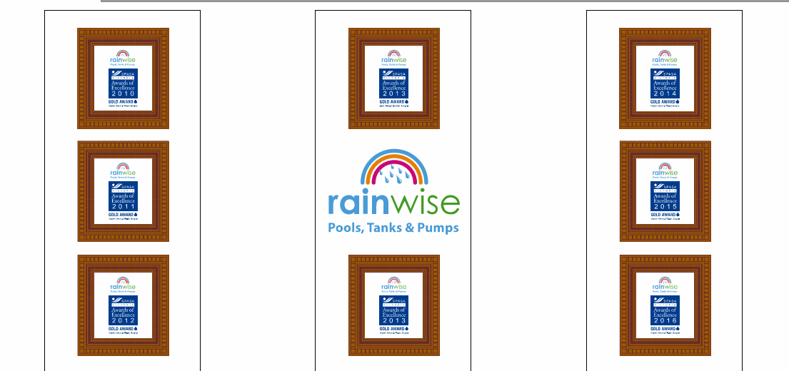 Rainwise Pools Melbourne - How To Choose A Pool Builder Pool Tips & Info