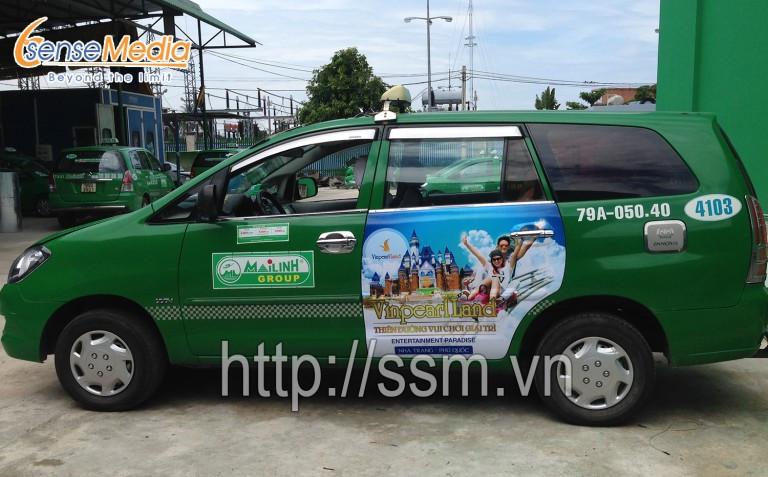 Quảng cáo taxi tại Nha Trang: Nâng tầm nhận diện thương hiệu – Quảng cáo  trên xe taxi Mai Linh | Taxi Group ở Hà Nội – TPHCM