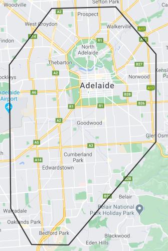 Anna Coverage Area Map