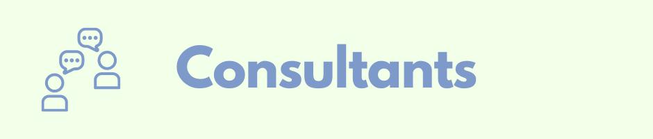 Consultants Banner