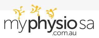 My Physio SA