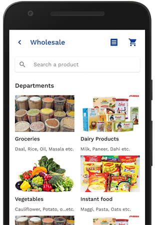 buy from local wholesalers with BECH POS Software