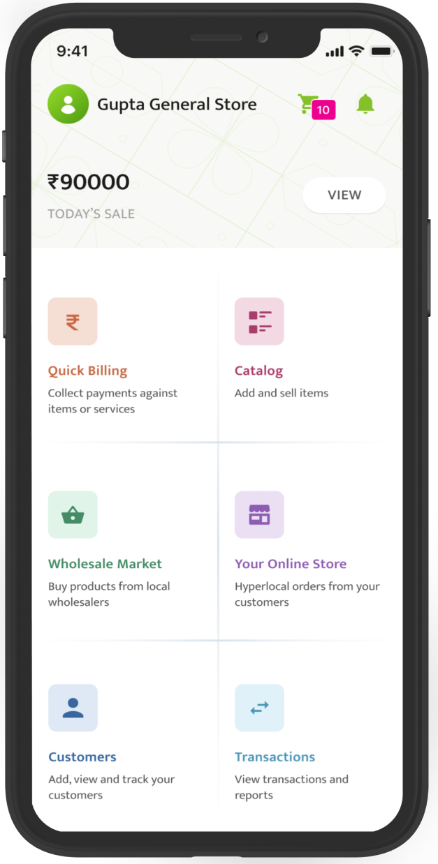 Online Store App