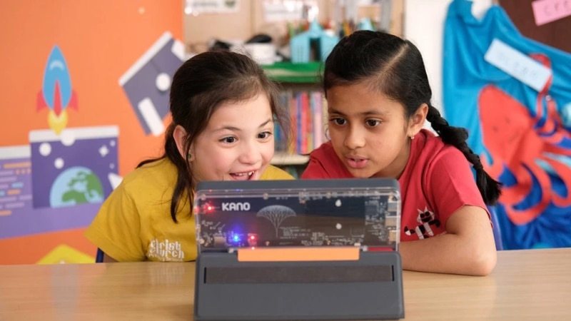 Kano is a technology education company that enables children to build their own computers, teaching them to code in fun ways