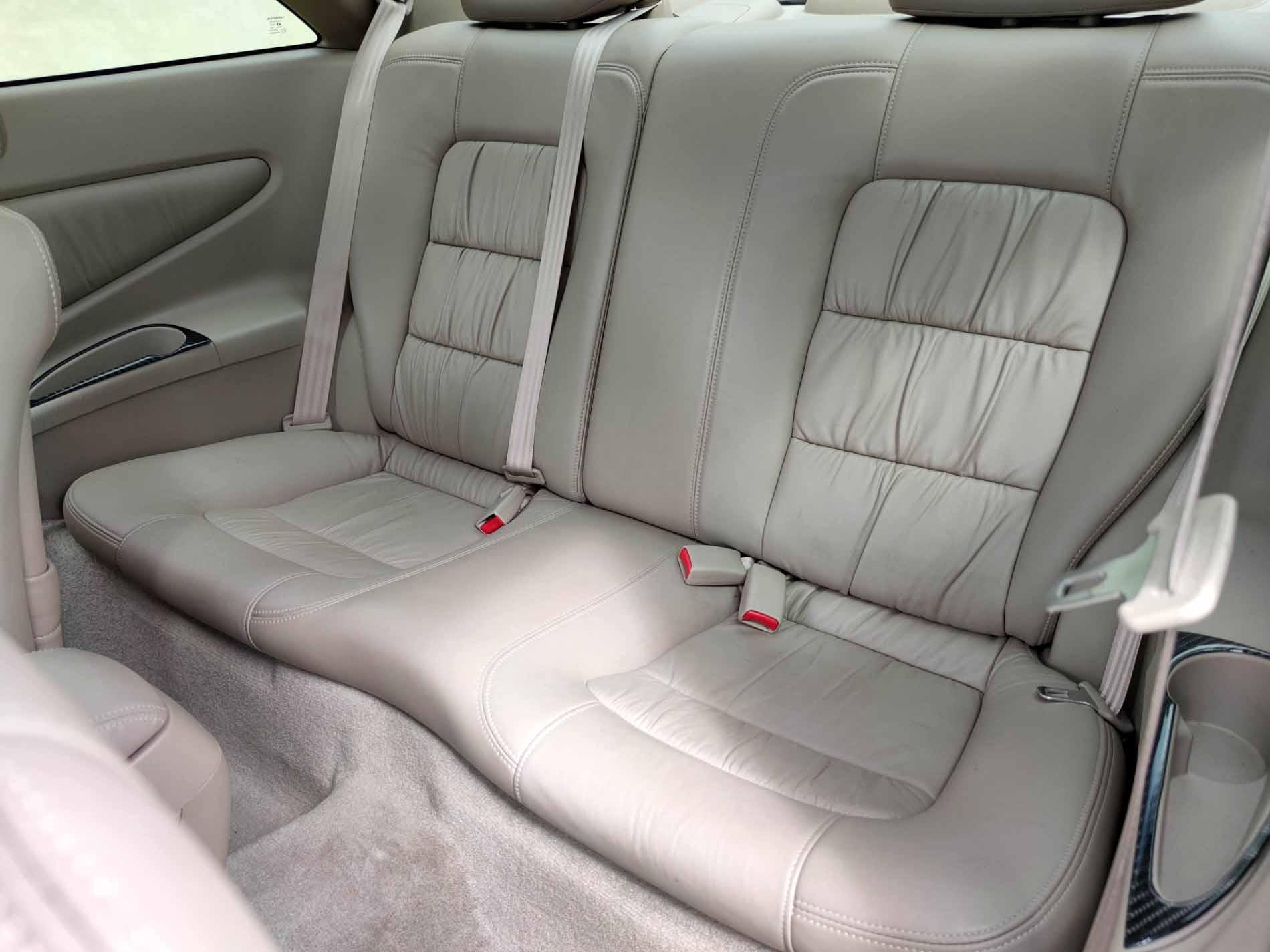 Honda Accord Coupe 3.0 v6