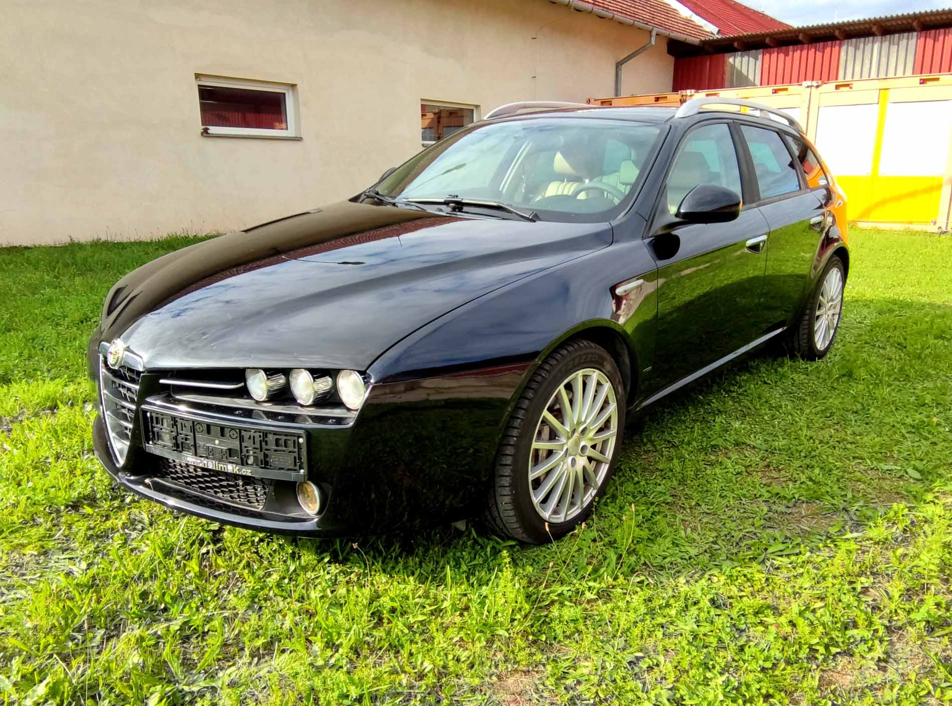 Alfa Romeo 159 2.4