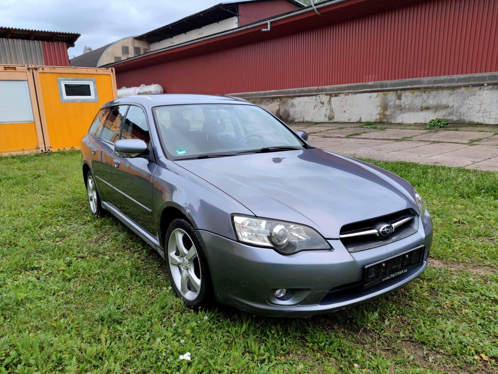 Subaru Legacy 2006 bazar