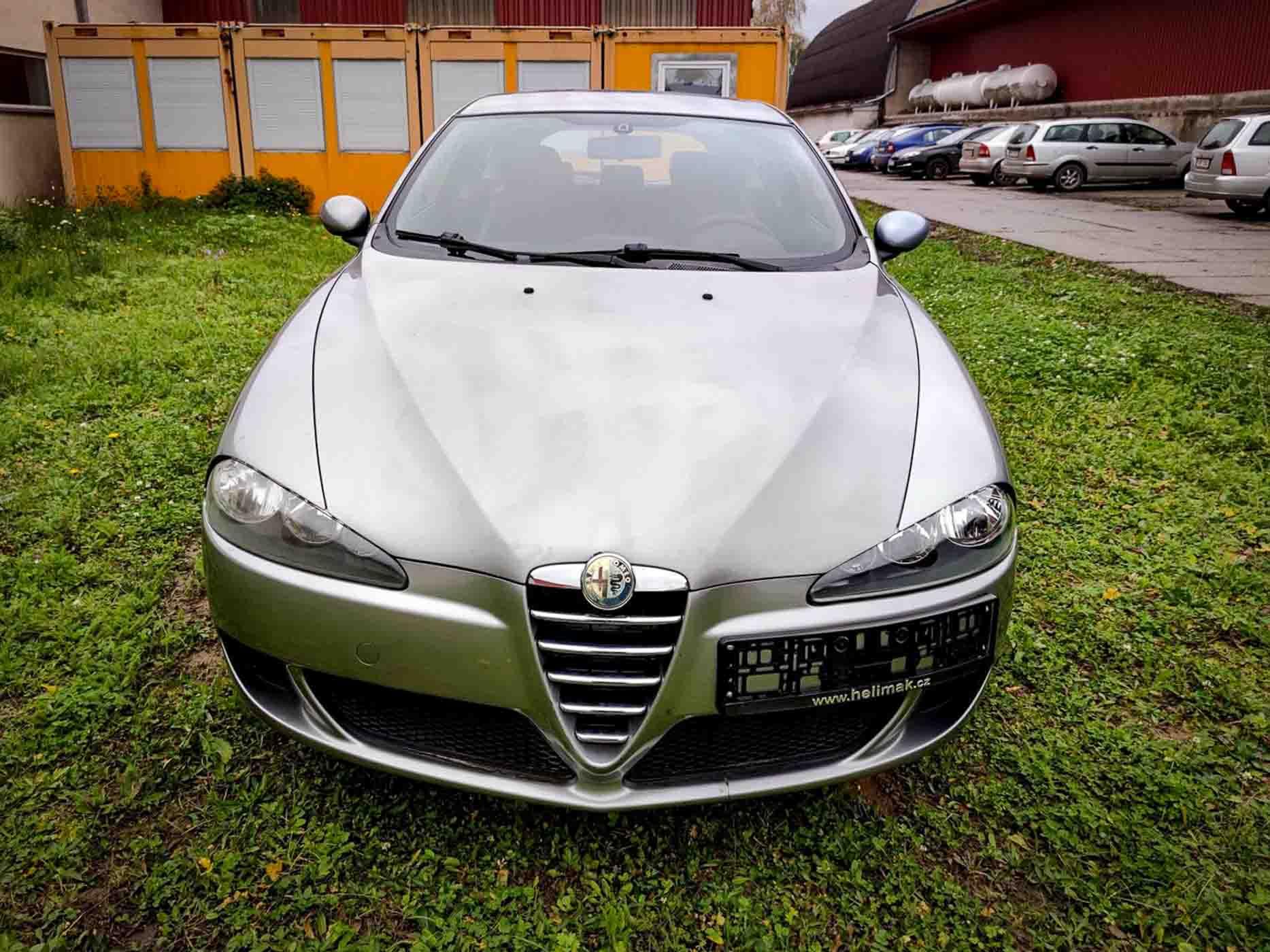 Alfa Romeo 147 1.6 16v 77kW 3dv