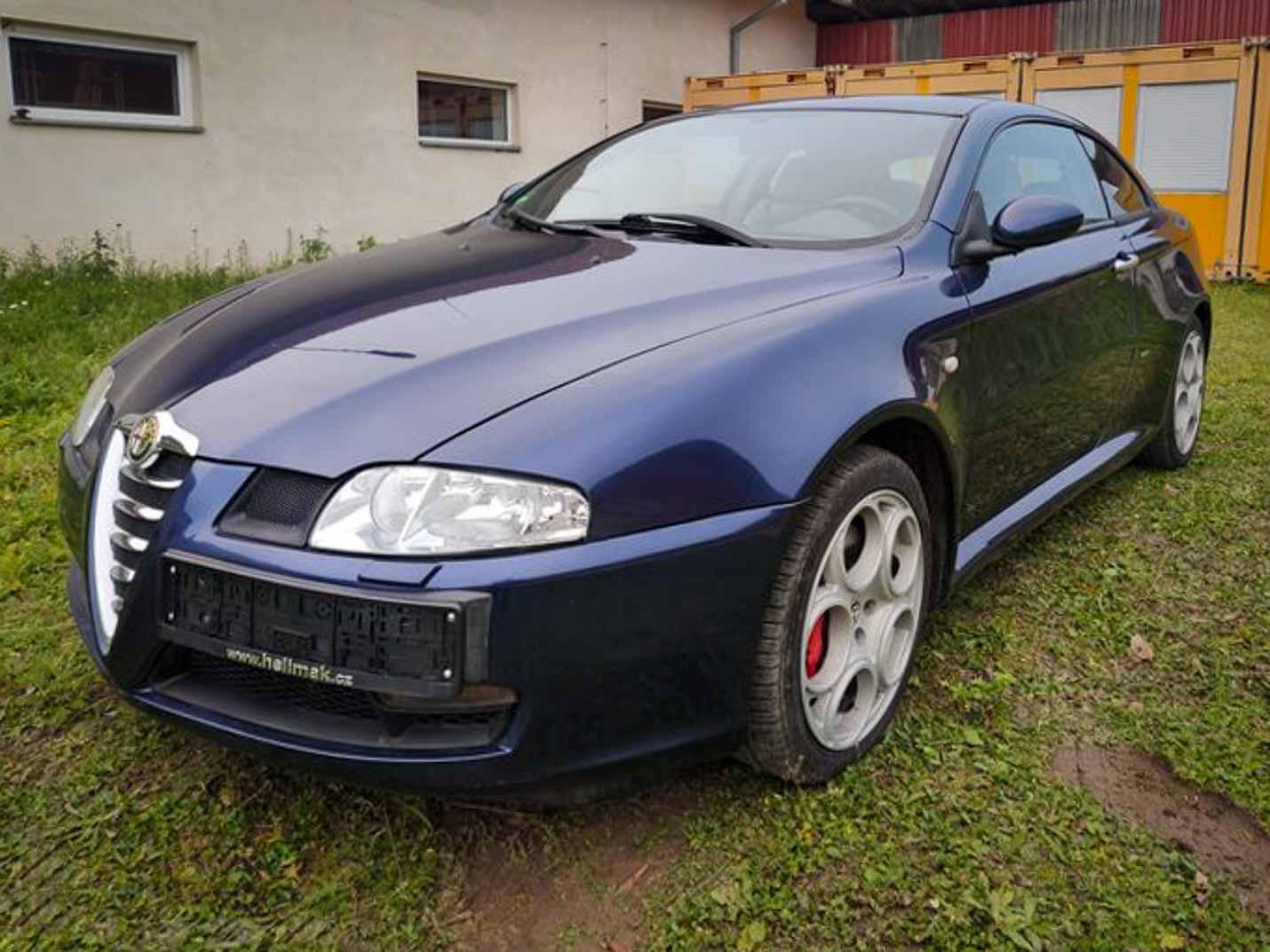 Alfa Romeo GT 3.2