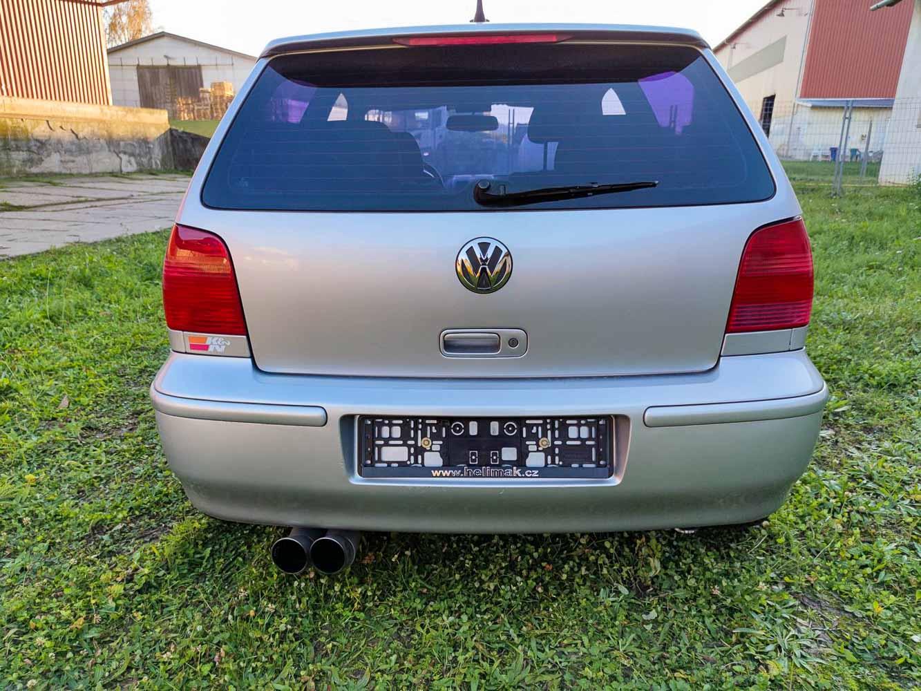 VW Polo GTi 1.6 16v
