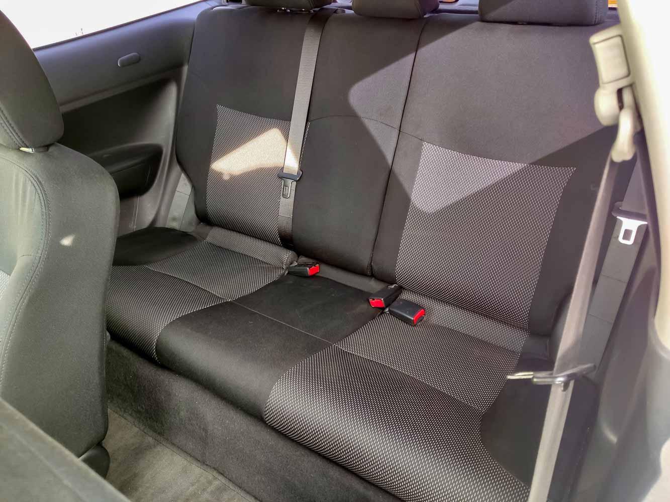 Honda Civic Sport interiér