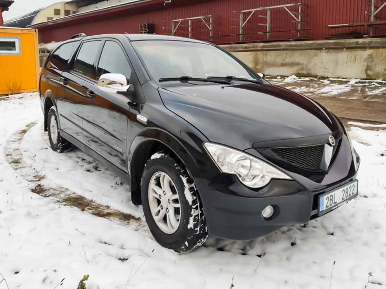 Ssangyong Action Sport 2.0XDi Pickup 4x4
