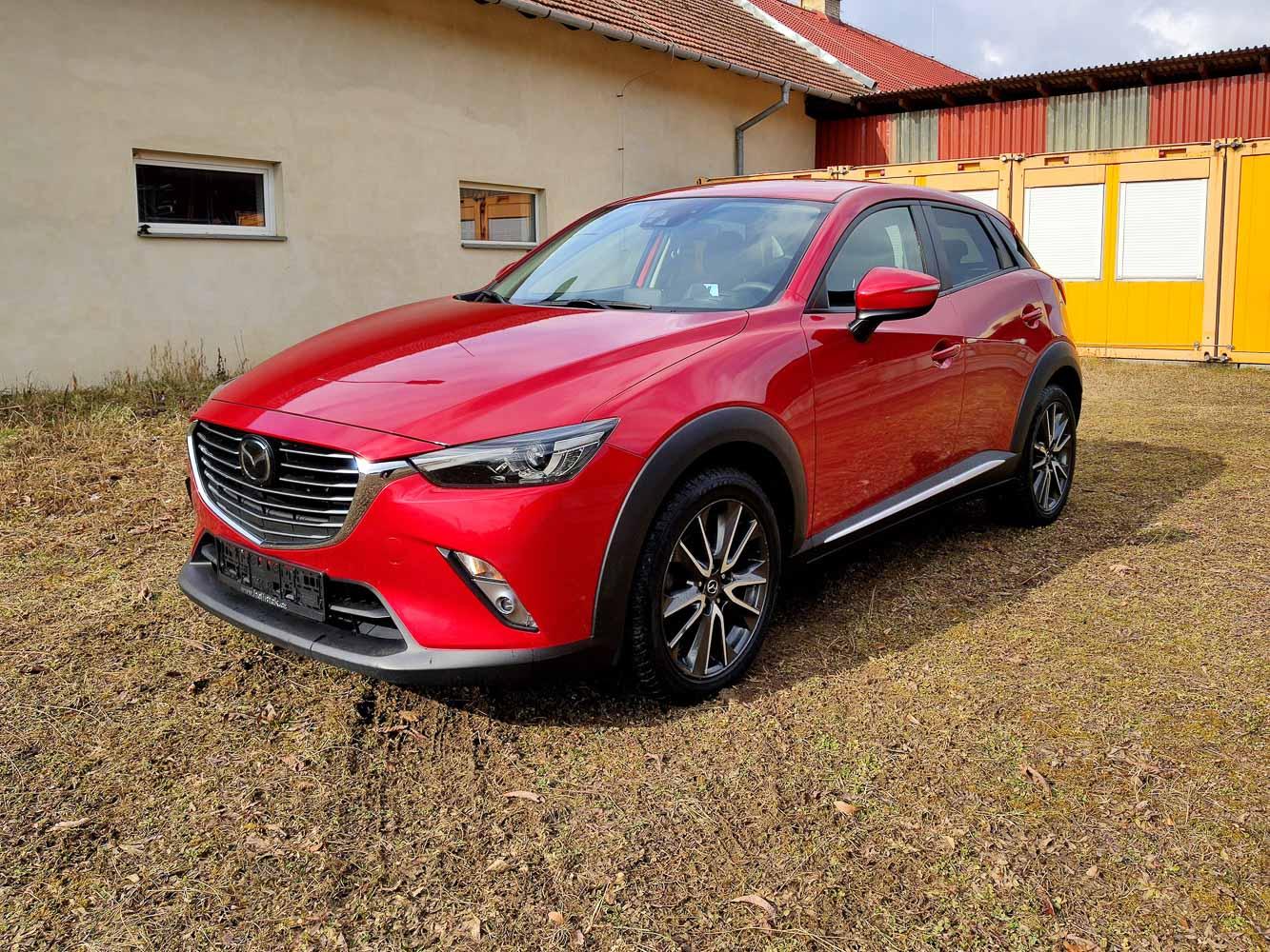 Mazda CX3 Skyactiv-D