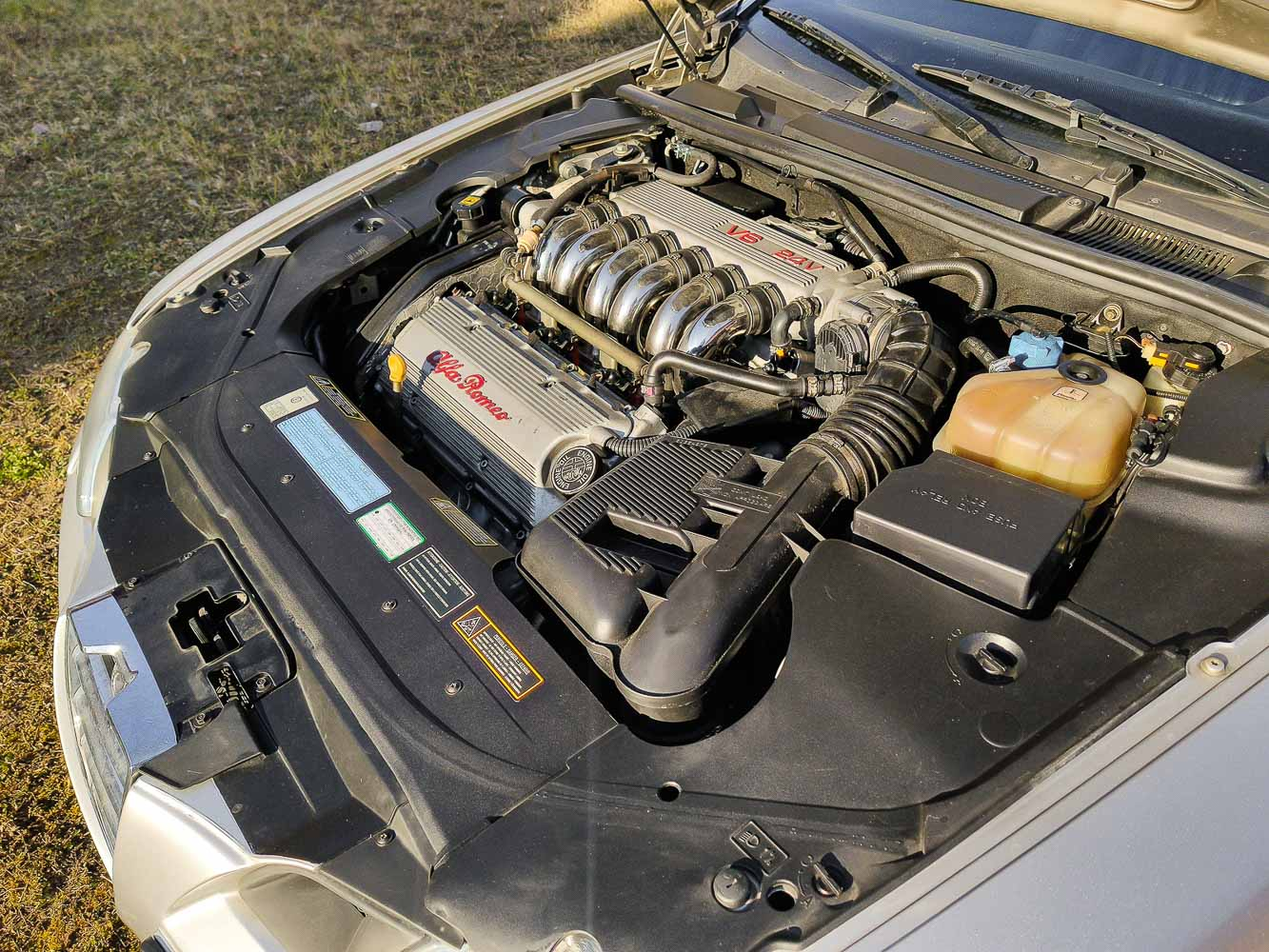 Alfa Romeo 166 motor