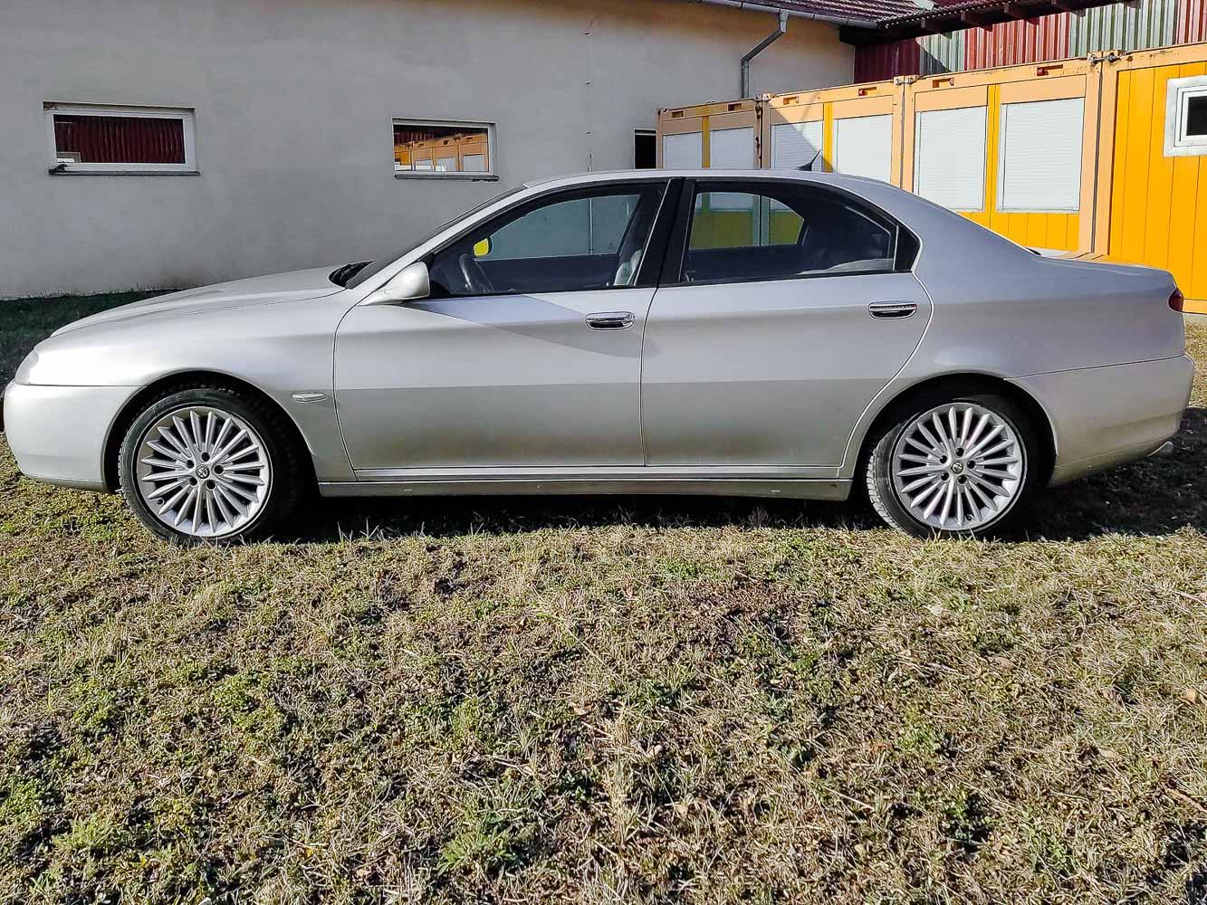 Alfa Romeo 166 autobazar