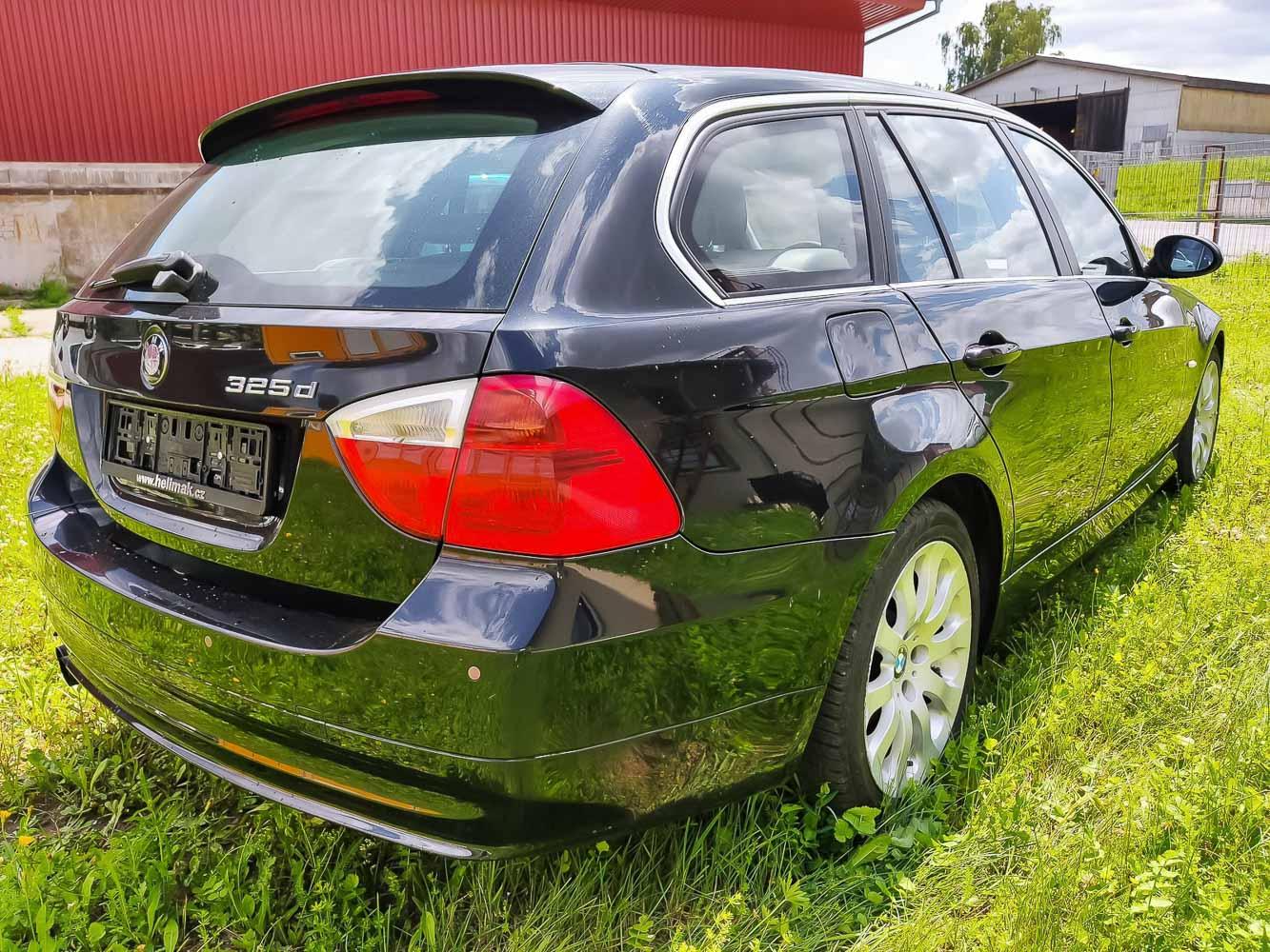 BMW 325d Autobazar