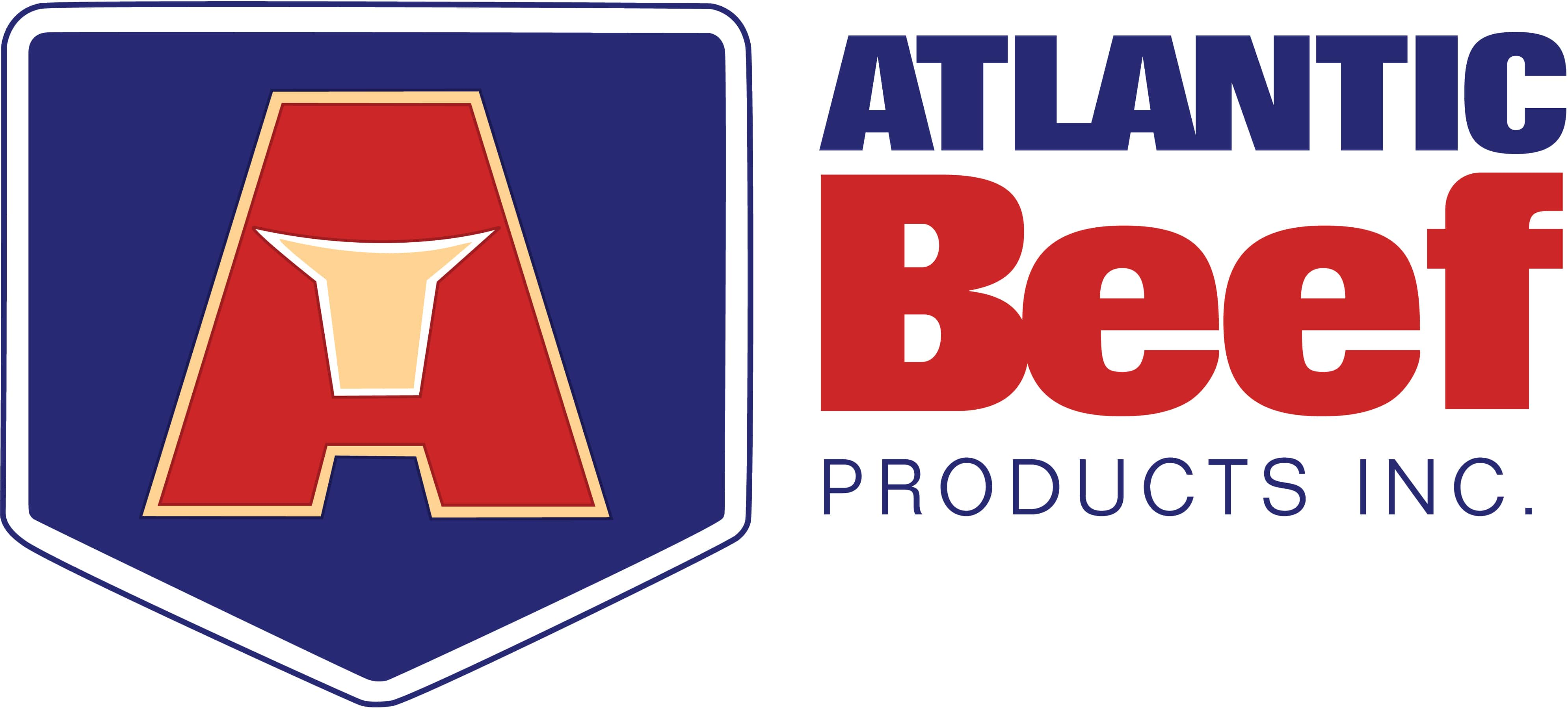 Logo of Atlantic Beef, our beef supplier