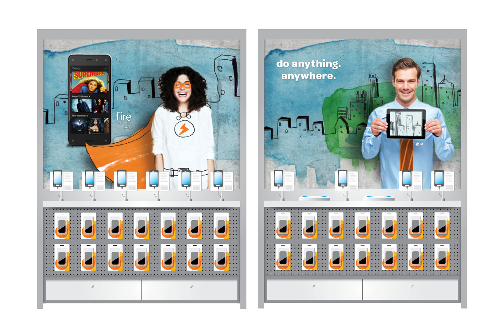 AT&T Retail Experience - Product experience