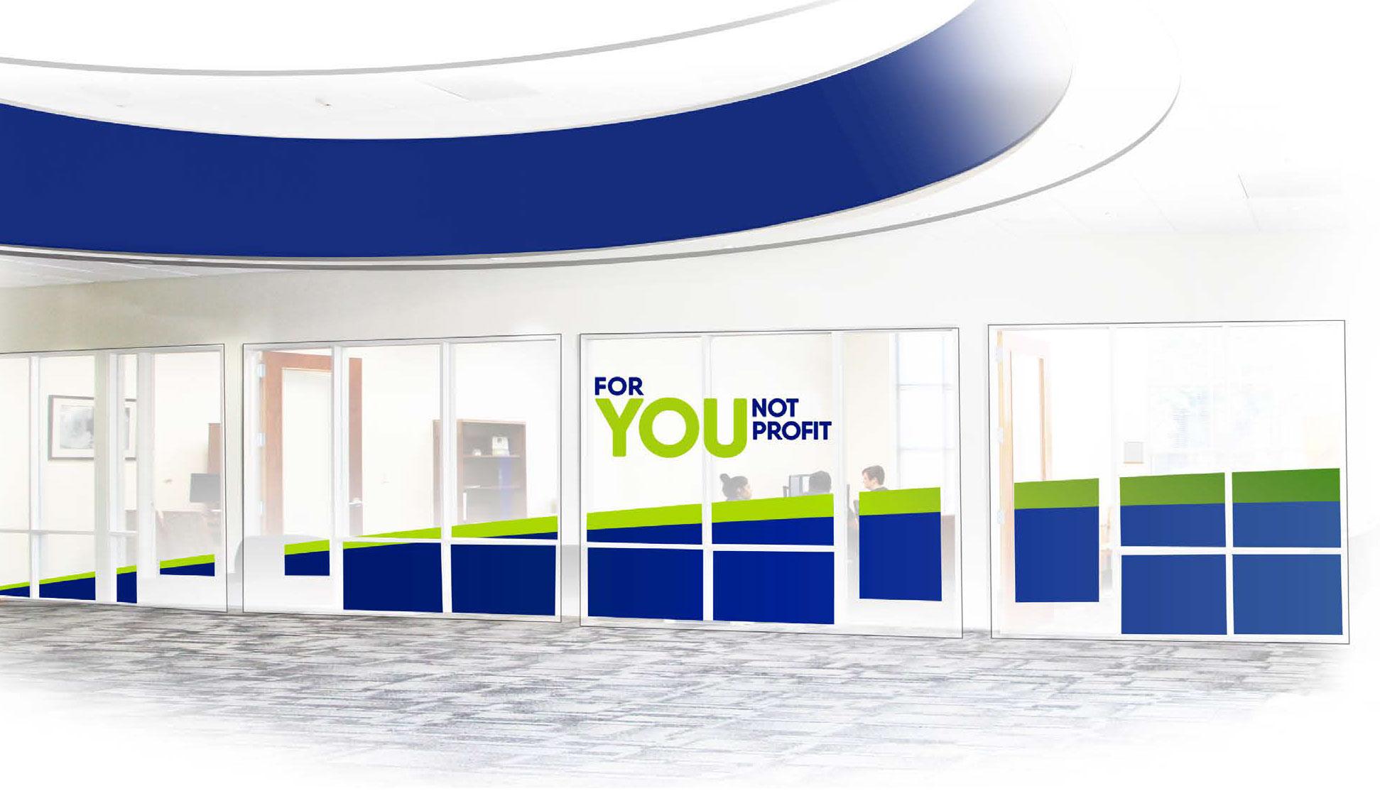 First Service Credit Union – Retail design