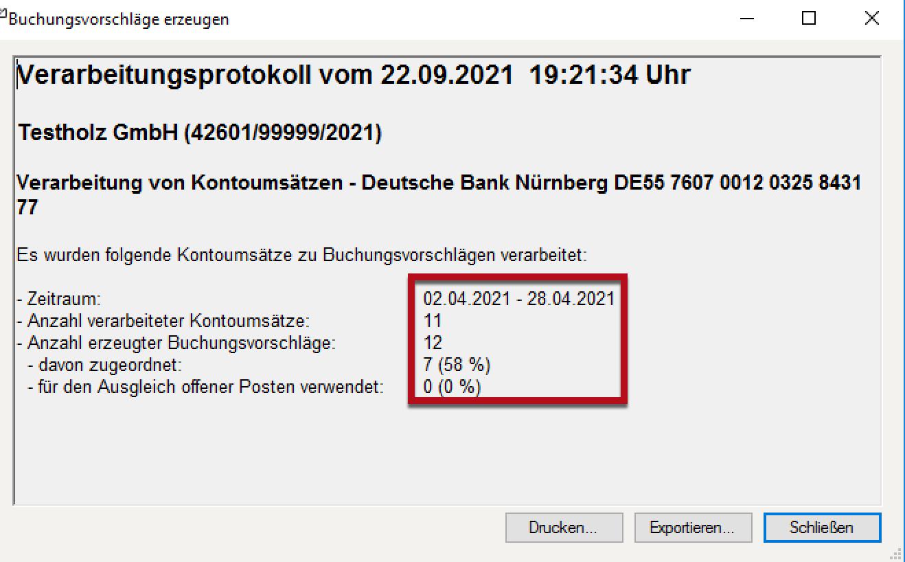 DATEV Kontoauszugsmanager Automatisierung der Buchhaltung