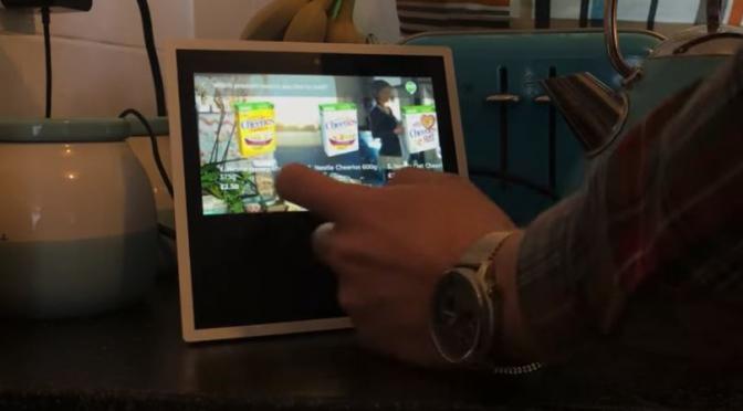 digital grocery shopping in 2019