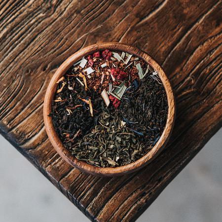 Shot Inhaltsstoffe Kräuter Obst Gemüse Tee