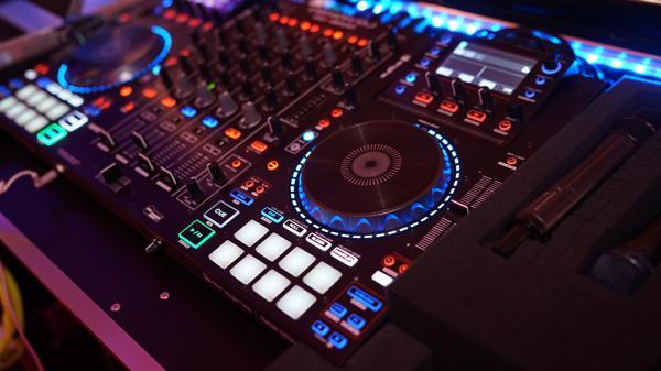 DJ Modern Mixer