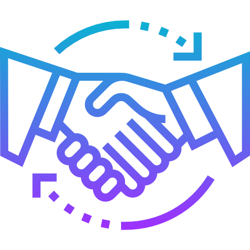 Symbol Händeschütteln