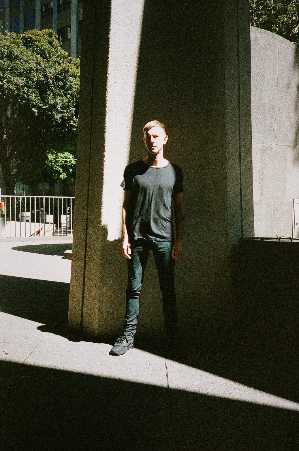 Rishie Hawtin film photo in San Francisco