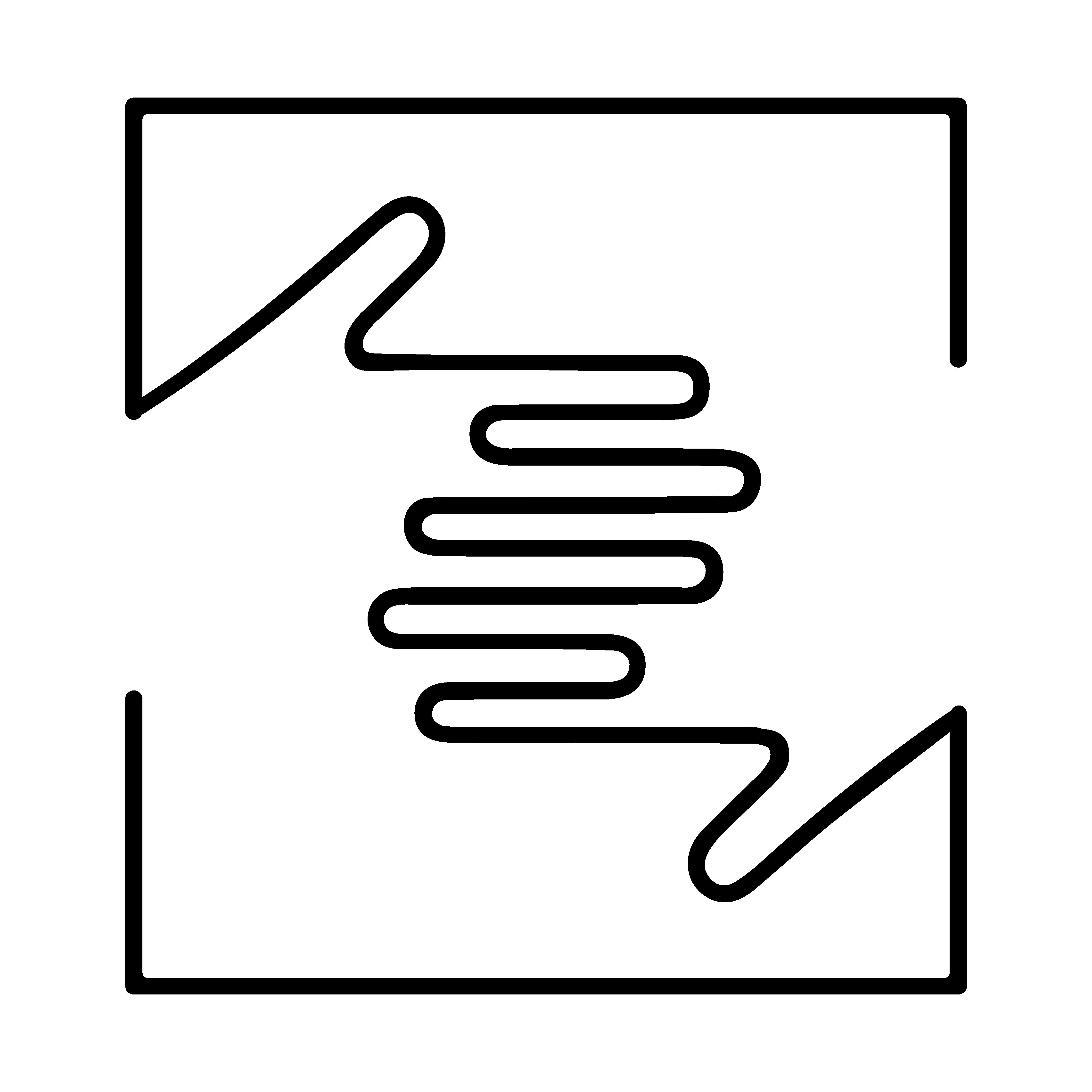 Common Thread Entertainment Icon Logo black