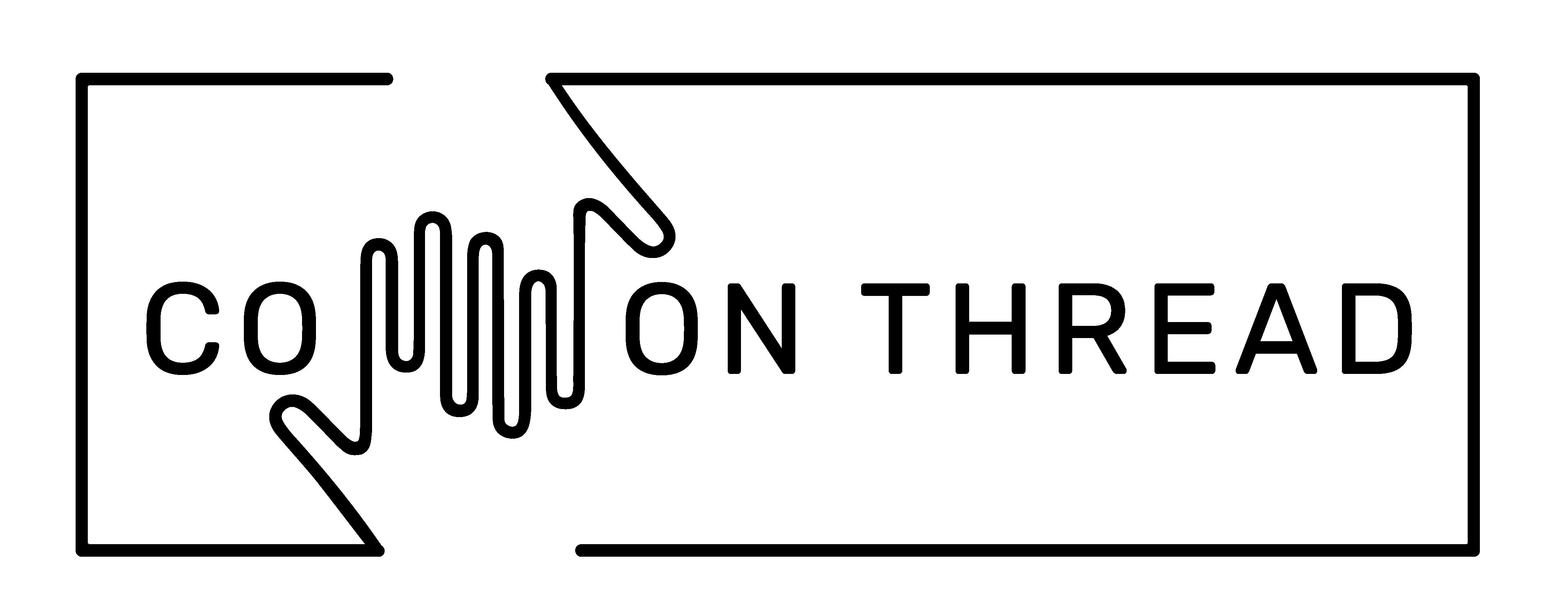 Common Thread Entertainment Main Logo black